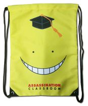 Assassination Classroom - Koro Sensei Drawstring Bag Back Order