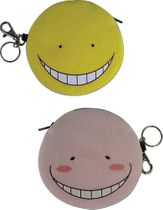 Assassination Classroom - Koro Sensei Face Coin Purse Pre-Order