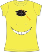 Assassination Classroom - Koro Sensei Face Jrs. Screen Print T-Shirt S Pre-Order