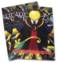 Assassination Classroom - Koro Sensei File Folder Pre-Order