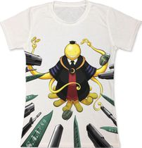 Assassination Classroom - Koro Sensei Jrs. Sublimation T-Shirt L Pre-Order