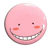 Assassination Classroom - Koro Sensei Sleepy Button 1.25'' Pre-Order