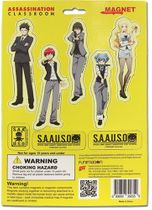 Assassination Classroom - Magnet Collection 2 Pre-Order