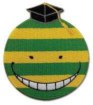 Assassination Classroom - Mockery Koro Sensei Patch Pre-Order