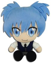 Assassination Classroom - Nagisa Sitting Pose Plush 7''H Pre-Order
