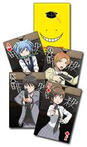 Assassination Classroom - Playing Cards Pre-Order
