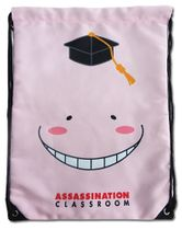 Assassination Classroom - Relax Koro Sensei Drawstring Bag Pre-Order
