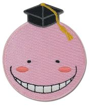 Assassination Classroom - Relax Koro Sensei Patch Pre-Order