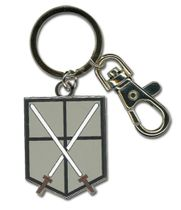 Attack On Titan - 104Th Trainees Squad Emblem Keychain Pre-Order