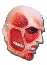 Attack On Titan - 50M Titan Mask Pre-Order