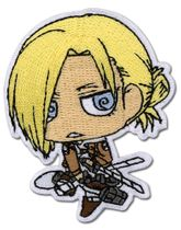 Attack On Titan - Annie Sd Patch Pre-Order