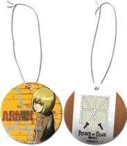 Attack On Titan - Armin Air Freshener Pre-Order