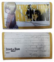 Attack On Titan - Armin Girl Wallet Pre-Order