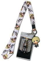 Attack On Titan - Armin Lanyard Pre-Order