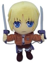 Attack On Titan - Armin Plush Pre-Order