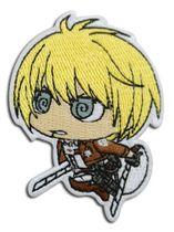 Attack On Titan - Armin Sd Patch Pre-Order