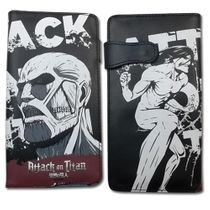 Attack On Titan - Attack On Giant Wallet Pre-Order