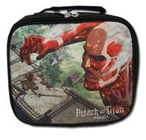 Attack On Titan - Attacking Titan Lunch Bag Pre-Order