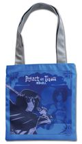 Attack On Titan - Blue Mikasa Tote Bag Pre-Order