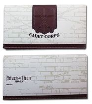 Attack On Titan - Cadet Corps Girl Wallet Pre-Order