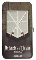 Attack On Titan - Cadet Corps Hinige Wallet Pre-Order