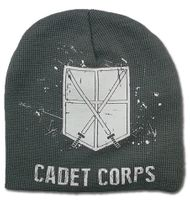 Attack On Titan - Cadet Corps Unfold Beanie RETIRED