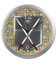 Attack On Titan - Cadet Corps Wall Clock Pre-Order
