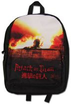 Attack On Titan - Colossal Titan Backpack Pre-Order