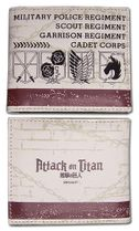 Attack On Titan - Emblem Wallet RETIRED