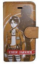 Attack On Titan - Eren Iphone 5 Case Pre-Order