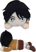 Attack On Titan - Eren Lying Posture Plush 8'' Pre-Order