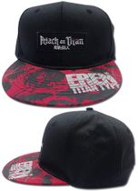 Attack On Titan - Eren Titan Type Fitted Cap Pre-Order