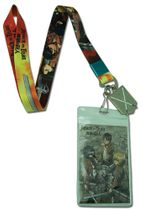 Attack On Titan - Group And Sword Lanyard Pre-Order
