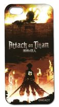 Attack On Titan - Key Art Iphone 5 Case Pre-Order