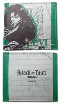 Attack On Titan - Levi Boy Wallet Pre-Order