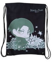 Attack On Titan - Levi Drawstring Bag Pre-Order