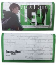 Attack On Titan - Levi Girl Wallet TBD
