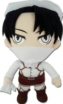 "Attack On Titan - Levi Plush 8"" Pre-Order"