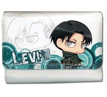 Attack On Titan - Levi Sd Girl Wallet RETIRED