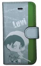 Attack On Titan - Levi Sd Iphone 5 Case Pre-Order