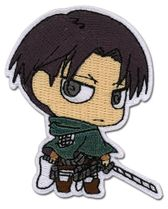 Attack On Titan - Levi Sd Patch RETIRED