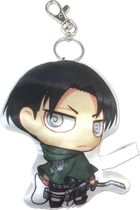 Attack On Titan - Levi Sd Plush Keychain Back Order