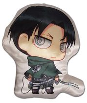 Attack On Titan - Levi Sd Plush Pillow Pre-Order