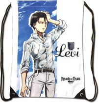 Attack On Titan - Levi Sky Bag Pre-Order