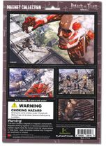 Attack On Titan - Magnet Collection Pre-Order