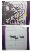 Attack On Titan - Mikasa Boy Wallet Pre-Order