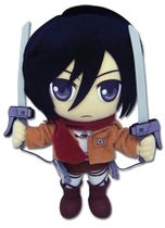 Attack On Titan - Mikasa Plush RETIRED