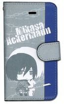 Attack On Titan - Mikasa Sd Iphone 5 Case Pre-Order