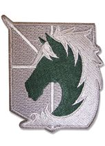Attack On Titan Military Police Patch Pre-Order