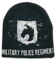Attack On Titan - Military Police Unfold Beanie Pre-Order